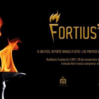 """Imagen Deportes celebrará el próximo 29 de noviembre la terceraedición de los premios """"Fortius"""""""